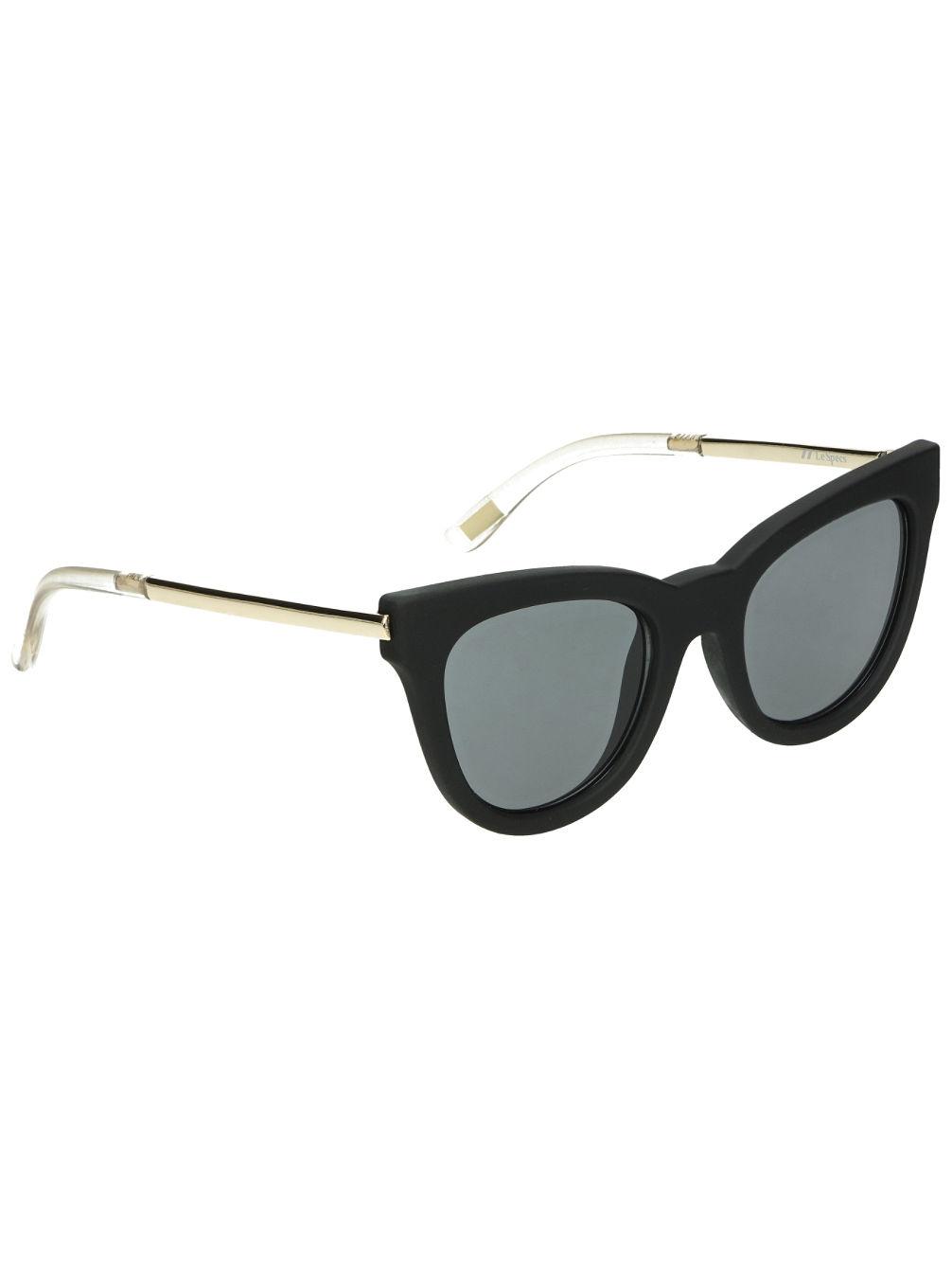 le-specs-le-debutante-black-rubber