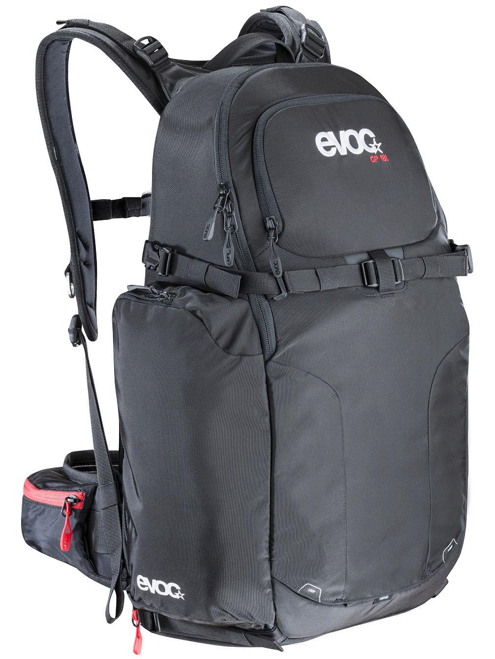 Evoc Camera 18L Backpack Nero- evoc - blue-tomato.com