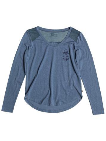 Roxy Air Potato Moonlight Walk T-Shirt LS