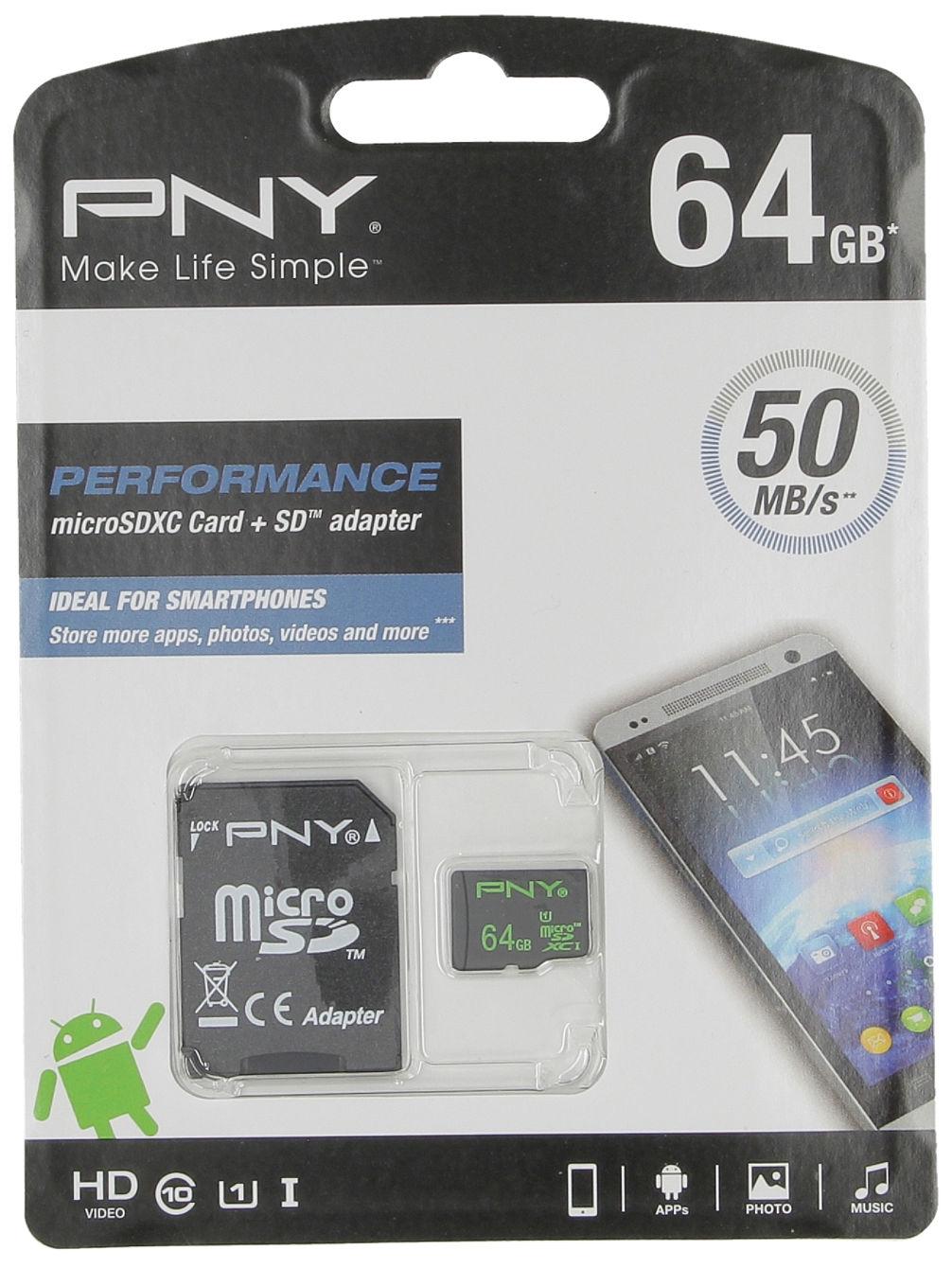 pny-64gb-micro-sd-performance-50mbs