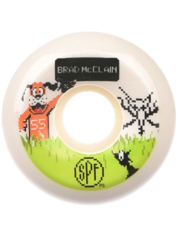 Bones Wheels Spf Mcclain Duck Hunt 84B P5 54mm Ruedas