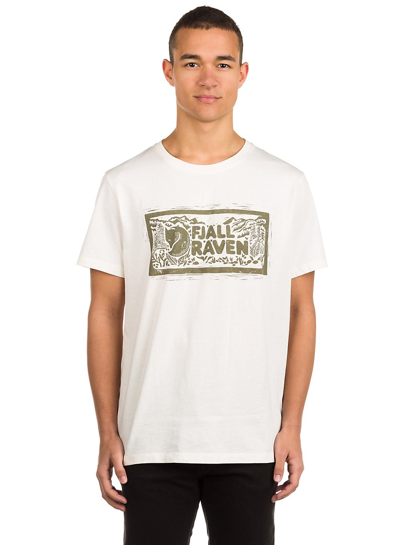 Fjällräven Logo Stamp T-Shirt
