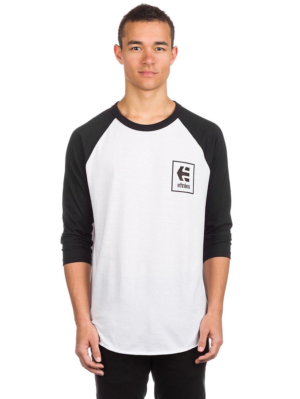 Etnies Stack Box Raglan T-Shirt LS