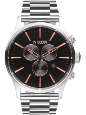 nixon uhr armbanduhr the sentry chrono herren m nner ebay. Black Bedroom Furniture Sets. Home Design Ideas