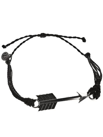 Pura Vida Black Arrow Bracelet