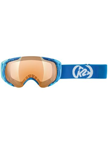 K2 PhotoAntic Biopoc Blue Goggle