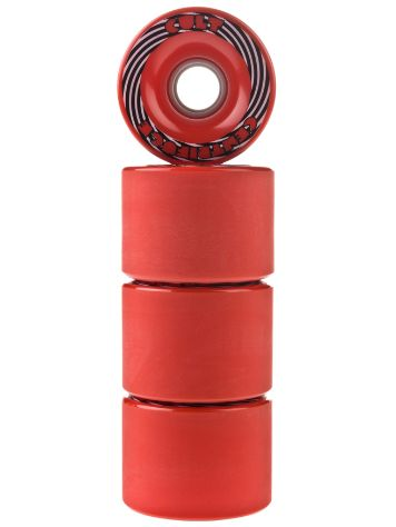 Cult Wheels Centrifuge 71mm 83A Red Wielen