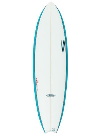 Surftech 5'8 Fish Flx R.F.Soulfish Surfboard