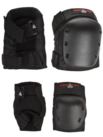 Triple 8 Street 2 Pack Knee & Ellbow