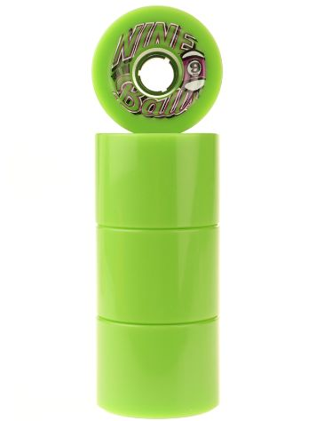 Sector 9 Top Shelf 78A 74mm Rollen