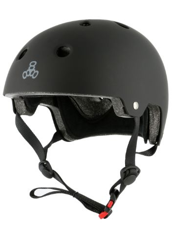 Triple 8 Brainsaver Rubber Casco skateboard