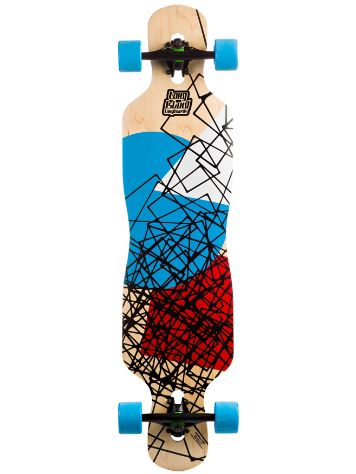 "Long Island Longboards Shore Cube 10"" x 41.6"" Complete"