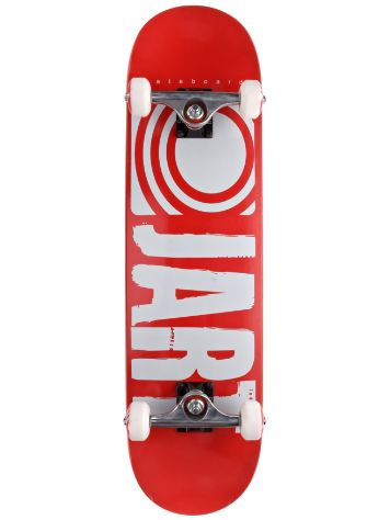 "Jart Basic Red 8.0"" Deck"