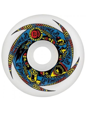 OJ Wheels OJ II Team Rider Speedwheels 97A 61mm Wh