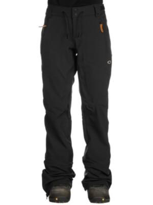 Oakley Promise Land Soft Shell Pants jet black Gr. L