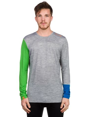 Ortovox Merino 185 Rock'n'Wool Tech Tee LS