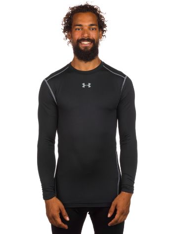 Under Armour UA Coldgear Armour Compression Crew Tech Tee