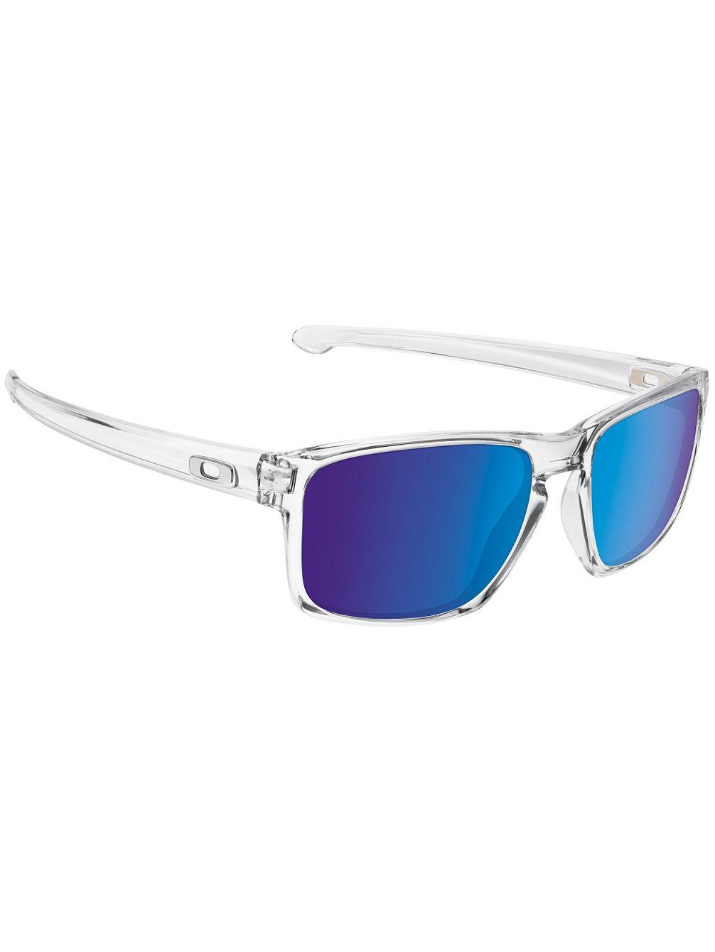 oakley sliver polished clear sonnenbrille online kaufen bei blue. Black Bedroom Furniture Sets. Home Design Ideas