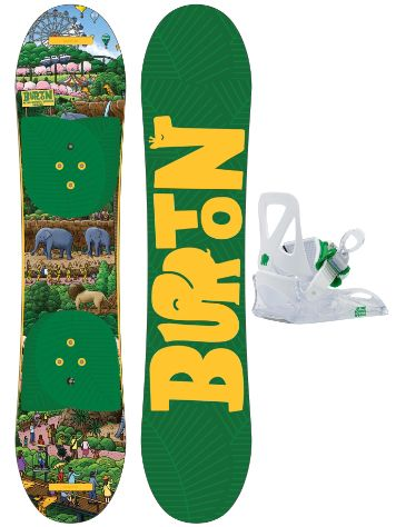 Burton After School Special 100cm+Bdg. XS
