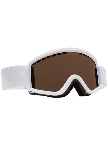 Electric EGV.k gloss white youth Goggle
