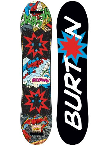 Burton Chopper Ltd Marvel 090 Kids 2017 Snowboard