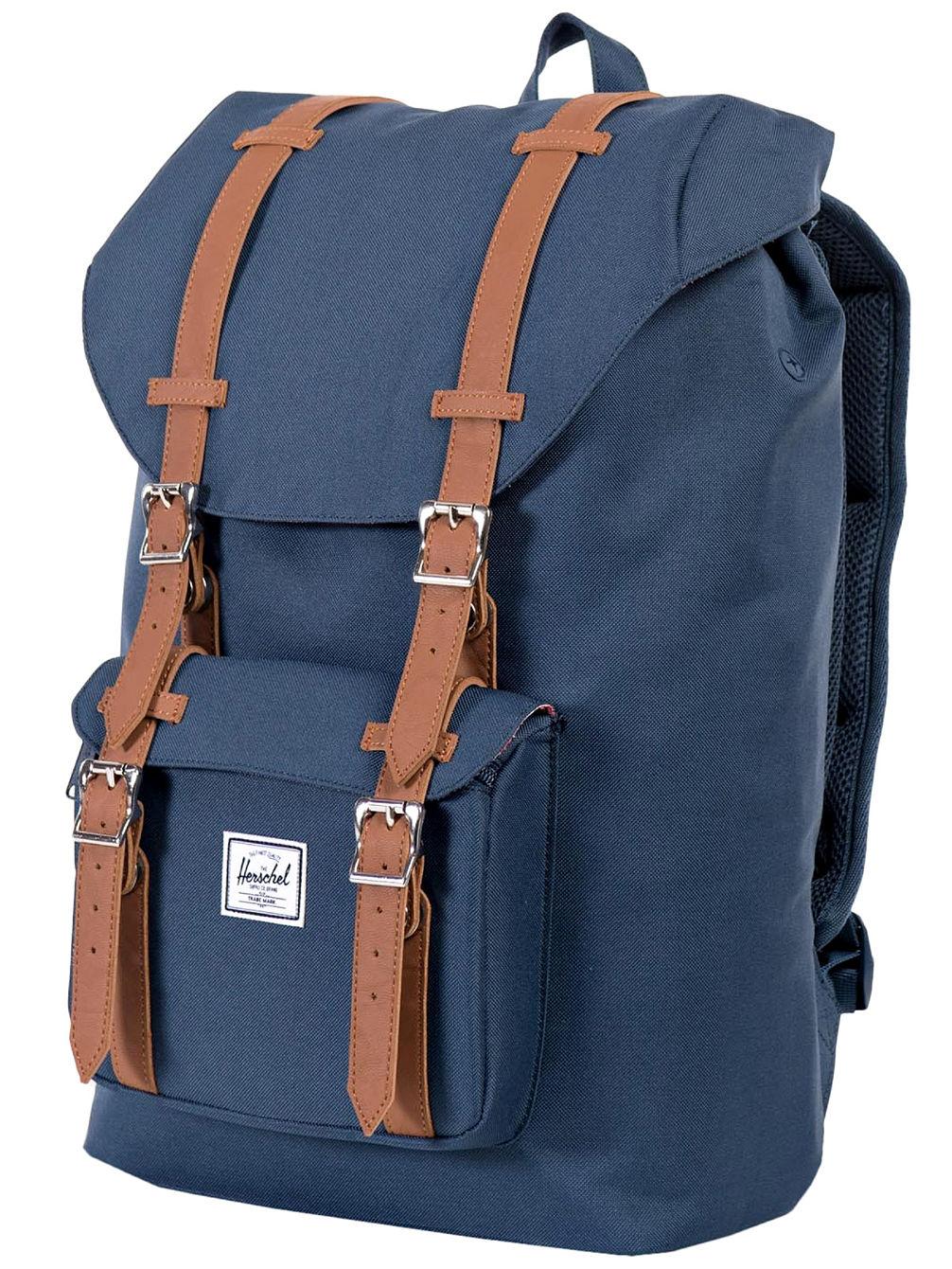 herschel little america mid volume rucksack online kaufen bei blue. Black Bedroom Furniture Sets. Home Design Ideas