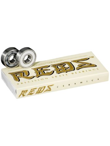 Bones Bearings Ceramic Super Reds Rodamientos