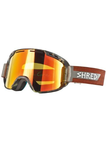 Shred Amazify shnerdwood - light lens Goggle