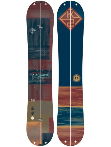 K2 Panoramic Package 162 2017 Splitboard Set