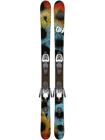 K2 Missy 139 + Fastrak2 7 (85mm) Set 2016 Y Freeski set