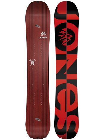 Jones Snowboards Solution Split 161 Splitboard