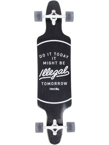 Iriedaily Illegal Longboard Completo