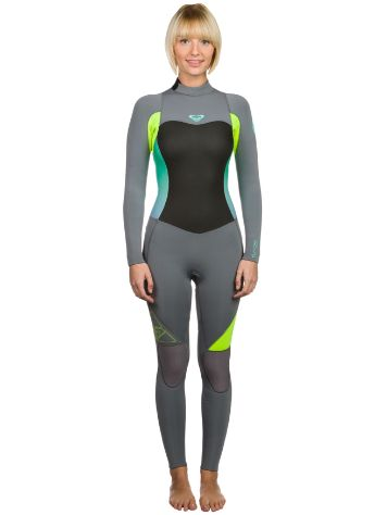 Roxy 4/3mm Syncro Gbs Backzip Neoprenanzug