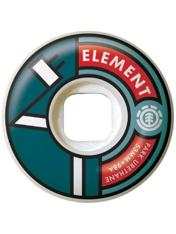 Element Reverse Park 53mm Wheels