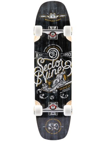 "Sector 9 Woodshed 32.875"" x 8.75"" Complete"
