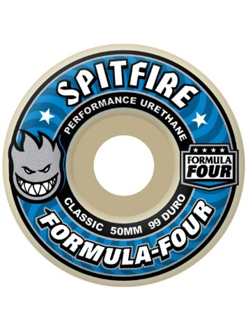 Spitfire Formula Four 99 Duro Classic 60mm Wheels