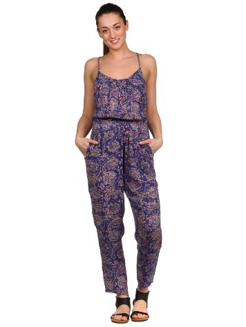 Billabong Drifters Gold Jumpsuit