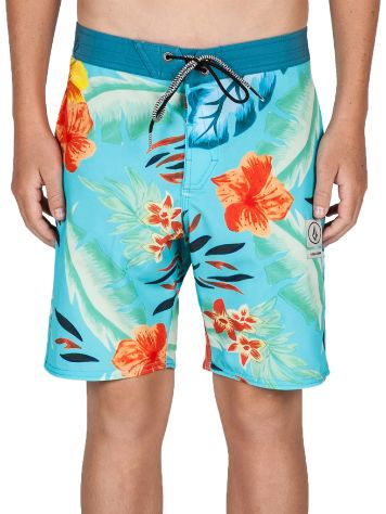 Volcom Party Pack Ew Safari Boardshorts Boys