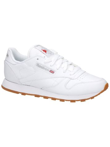 Reebok Classic Leather Sneakers IntWhite Frauen