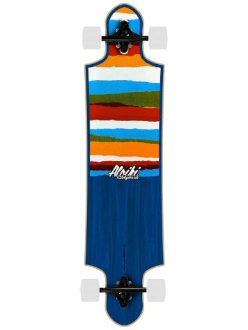 "Aloiki Longboards Colors 9.5"" x 39.4"" Complete"