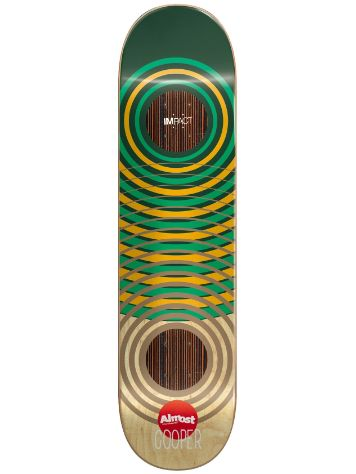 "Almost Cooper OG 8.25"" Impact Rings Deck"