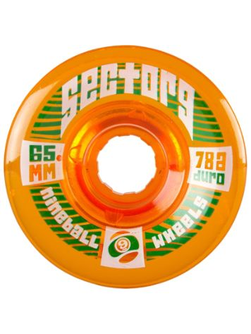 Sector 9 Top Shelf 65mm Rollen