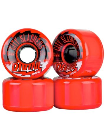 Divine City Slashers 82A 64mm Longboard Rollen