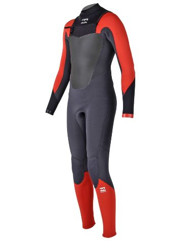 Billabong Absol. Comp 4/3 Chest Zip Wetsuit Youth