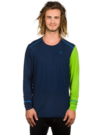 Norrona Wool Round Neck Tech Tee LS