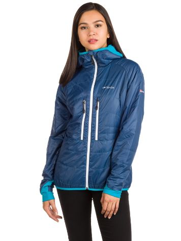 Ortovox Swisswool Light Tec Lavarella Fleecejacke
