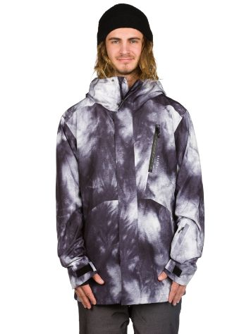 Quiksilver Forever Printed Gore Tex Jacke