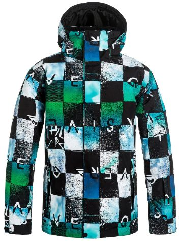 Quiksilver Mission Printed Chaqueta chicos
