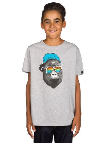 Quiksilver Classic Kong Business Camiseta chicos