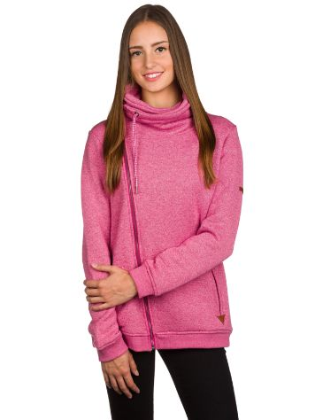 Roxy Good Waves Fleece Kapuzenjacke